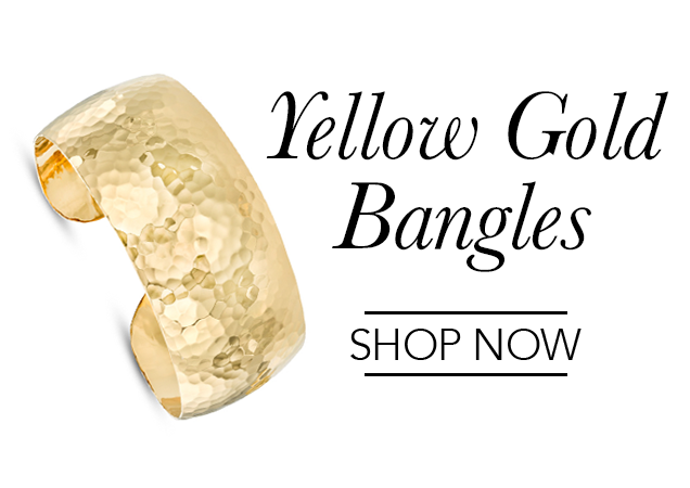 Yellow Gold Bangles