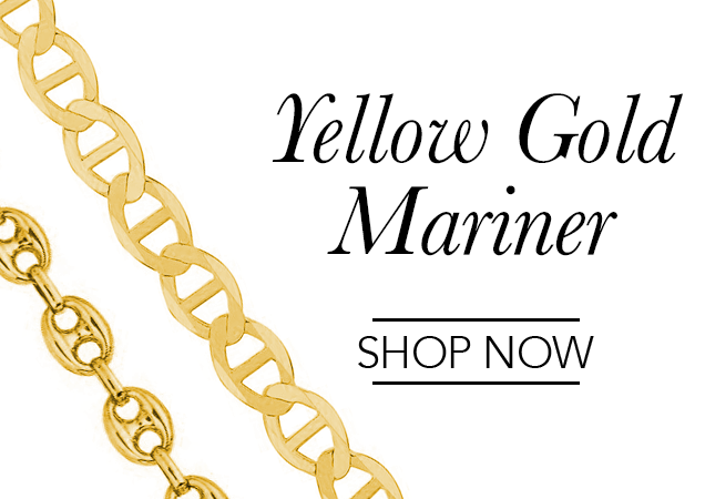 Yellow Gold Mariner Chains
