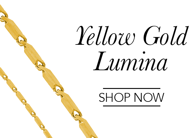 Yellow Gold Lumina Chains