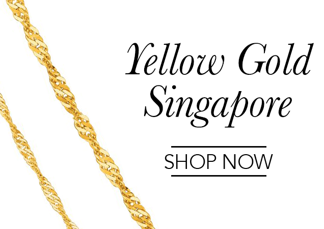 Yellow Gold Singapore Chains