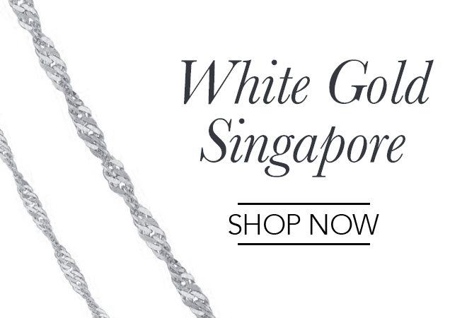 White Gold Singapore Chains