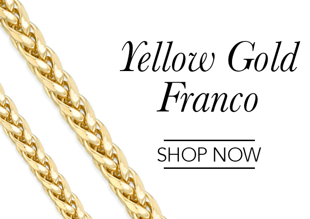 Yellow Gold Franco Chains